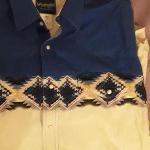 Men's Wrangler Long Sleeve